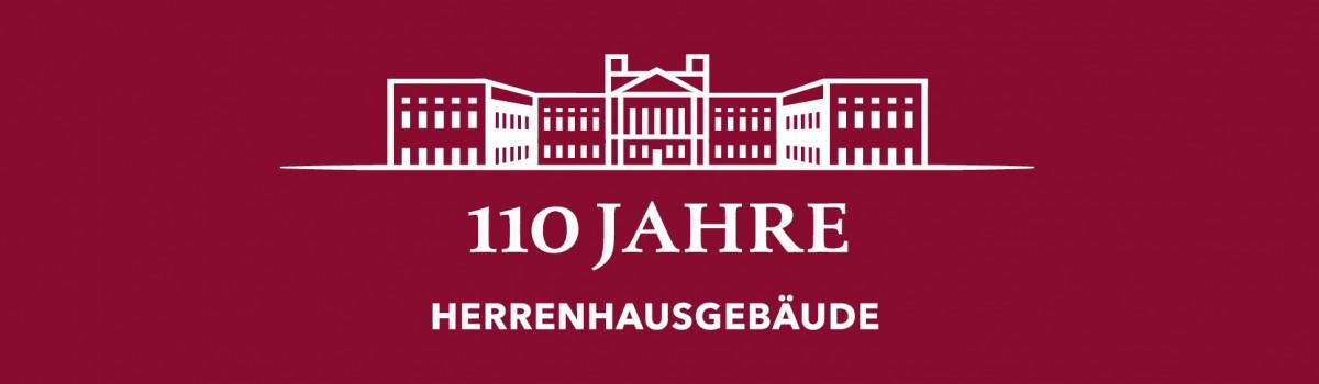"""""""110 Jahre Herrenhausgebäude"""""""