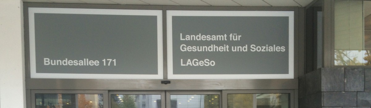 Leitsystem LAGeSo
